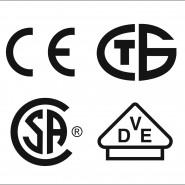Векторные знаки СЕ, СТБ, CSA