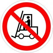 Векторные запрещающие знаки