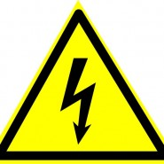 Векторные предупреждающие знаки